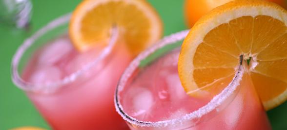 gezonde cocktails - Gezond en Gewicht