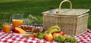 Zomers voedsel- Gezond en Gewicht
