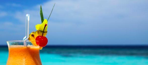 afvallen op vakantie