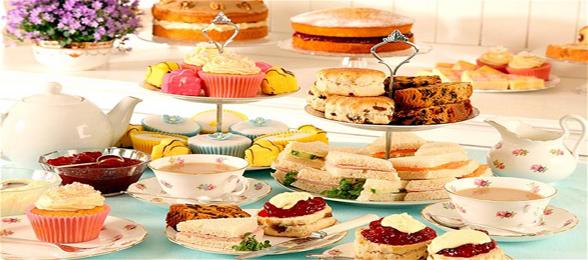 Iets Nieuws Een gezonde Moederdag high tea - #WW44